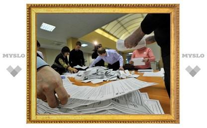 Тульская избирательная комиссия о нарушениях на выборах в МО