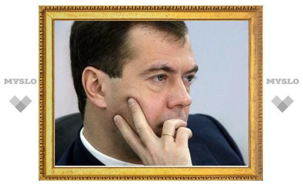 Медведев рассказал об амнистии для военнослужащих