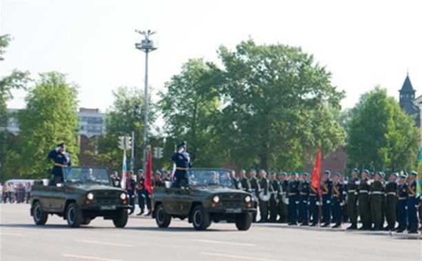 На 9 Мая в Туле перекроют проспект Ленина