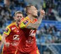 Тульский «Арсенал» выбил «Зенит» из Кубка России