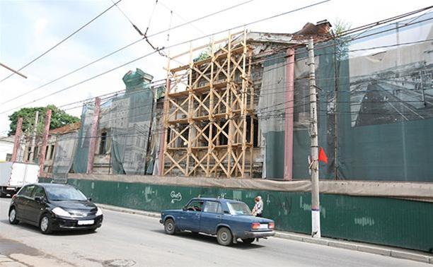 Штрафы за разрушение и перестройку исторических памятников возрастут в 133 раза