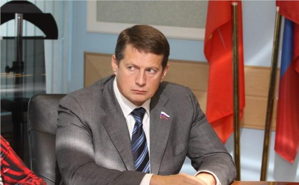 Правительство поддержит Евгения Авилова в конкурсе на должность сити-менеджера Тулы