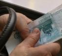 Бизнесмен из Ефремова пытался дать взятку инспектору ДПС