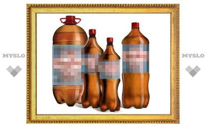 «Пластиковое» пиво хотят запретить