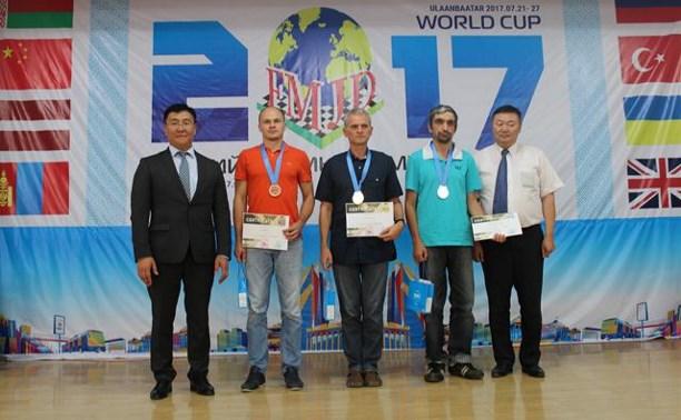 Туляк завоевал серебро на этапе Кубка мира по международным шашкам