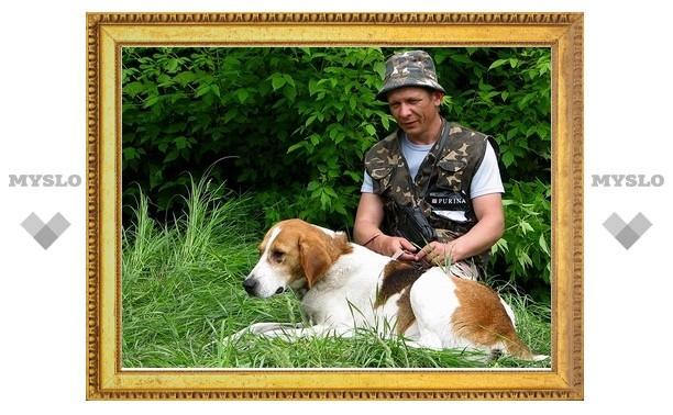 «Триумф» показал тулякам красивых собак