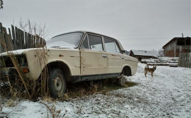 В Ленинском районе обнаружено 39 брошенных автомобилей