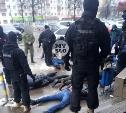 Массовое задержание у ТЦ «Сарафан» в Туле попало на видео