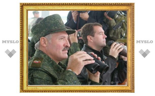 Россия и Белоруссия договорились о проведении новых учений