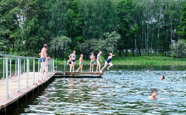 С 20 июля в Туле спадёт жара