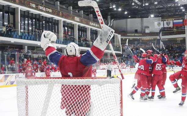 Кто выиграл Кубок губернатора по хоккею?