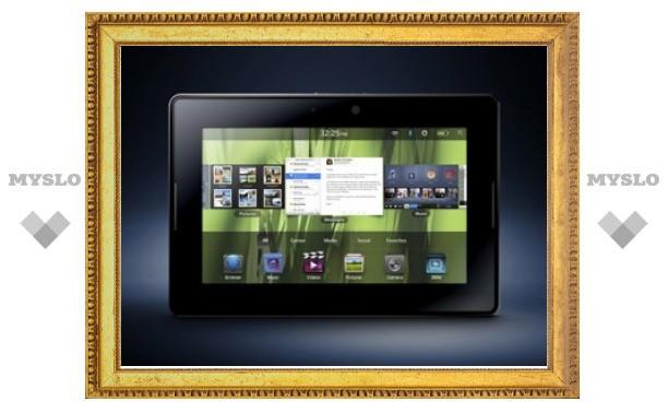 Планшет BlackBerry сможет поддерживать Android-приложения