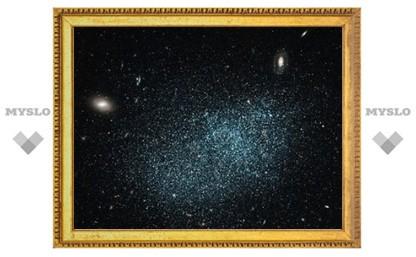 Найдено подтверждение теории тяжелой темной материи