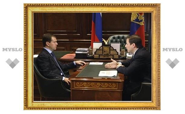 Медведев назначил ответственного за Северный Кавказ