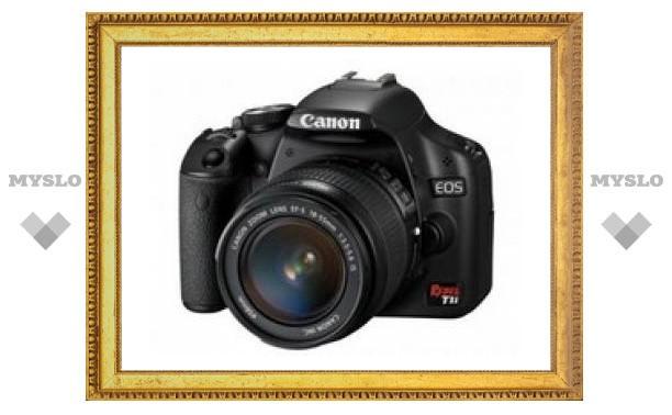 Выпущена бюджетная зеркалка Canon с поддержкой HD-видео