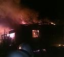 В Дубенском районе при пожаре погиб человек