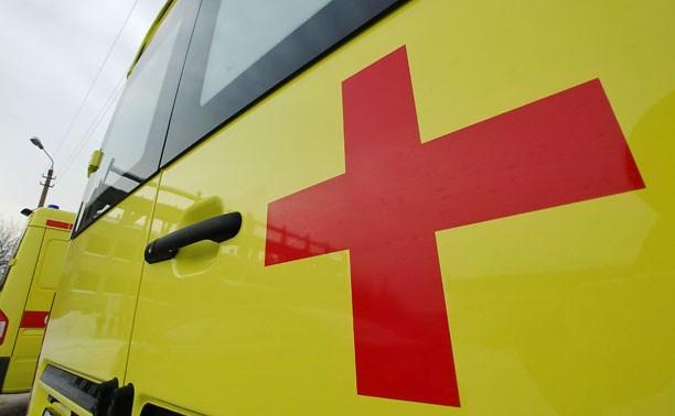 В результате взрыва на алексинском химкомбинате пострадал мужчина