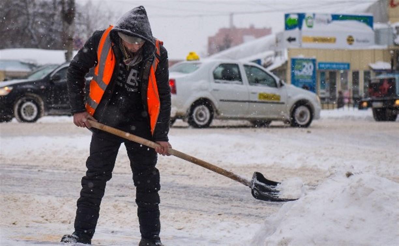Администрация просит не парковать машины на ул. Бр. Жабровых 26 января