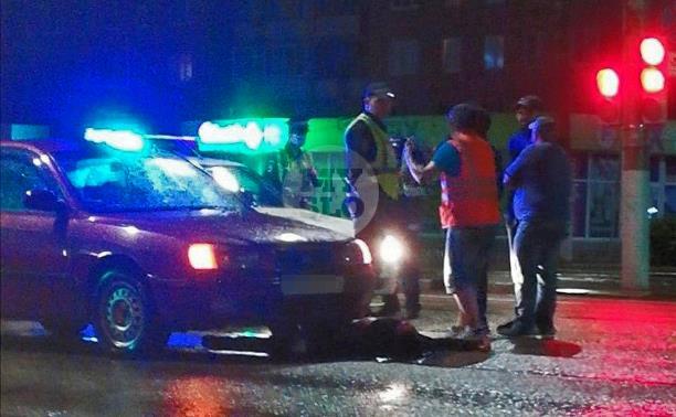 В Туле ищут водителя-убийцу: пешехода переехали два автомобиля подряд