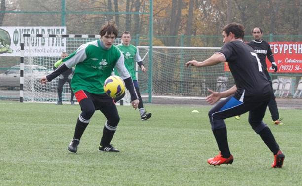 Прошел первый матч в турнире по мини-футболу на Кубок «Слободы»
