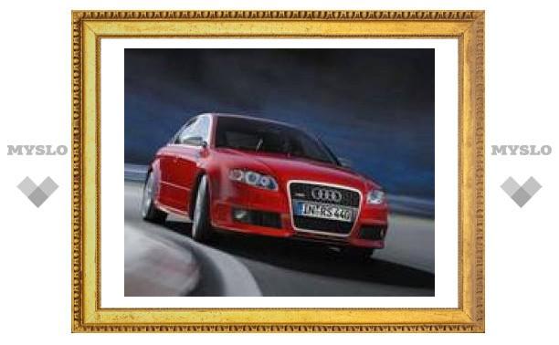 Audi снимает с производства седан RS4