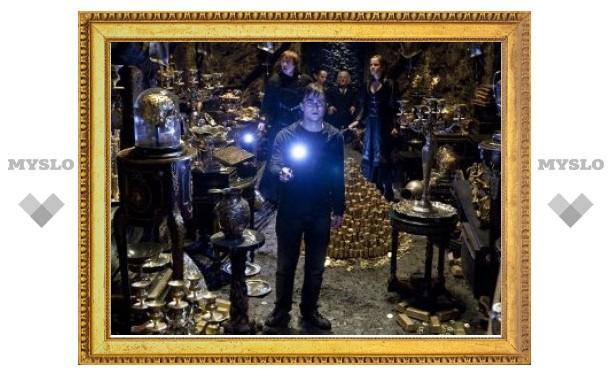 Фильмы о Гарри Поттере исчезнут из магазинов