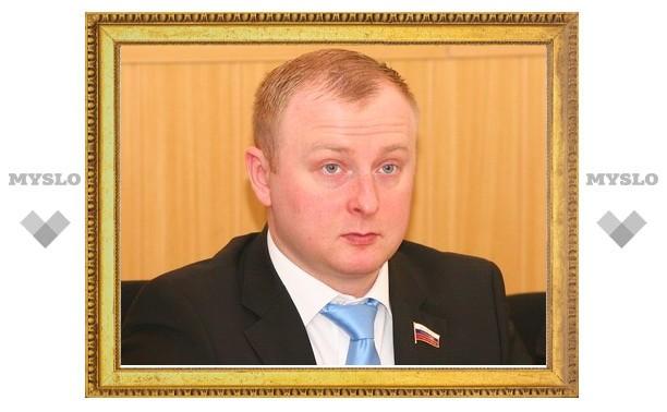 Участвовал ли Тульский депутат в фальсификации результатов президентских выборов?