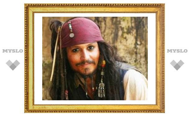 Джонни Депп приглашает туляков на пиратское шоу