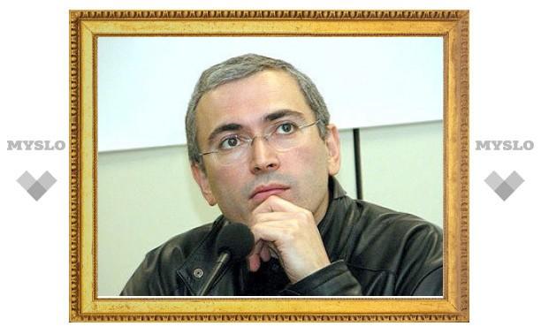 Треть россиян уверена в политической подоплеке второго суда над Ходорковским
