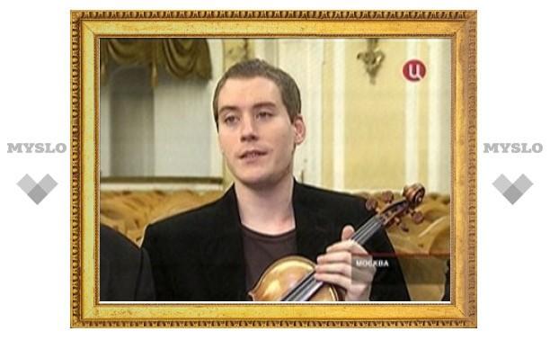 Победителем конкурса Паганини стал венгерский скрипач