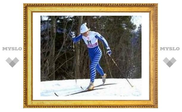 Тульские лыжники готовятся к стартам