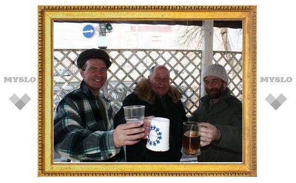 В Туле запретят продавать алкогольные напитки?
