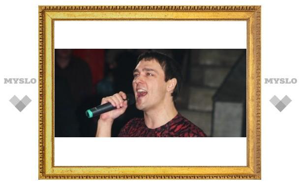 В Туле от Юры Шатунова ждут поцелуев