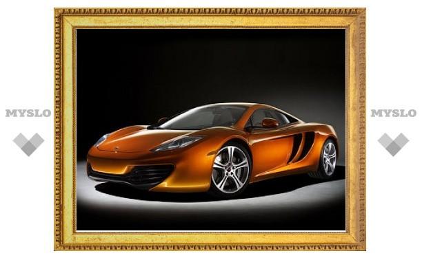Новый суперкар McLaren разгонится до 200 километров в час за 10 секунд