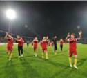 Тульский «Арсенал» одержал первую победу в сезоне