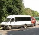 В ДТП возле моста через Воронку пострадал 10-летний ребёнок