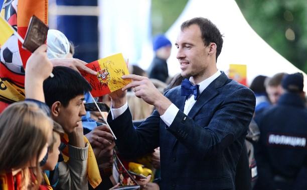 Новичок «Арсенала» Александр Фильцов: «В Туле играть одно удовольствие»