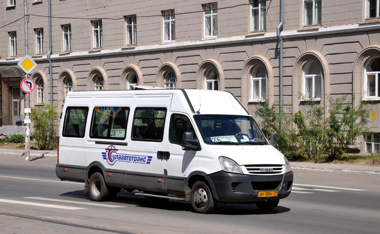 Билеты на автобус «Новомосковск-Тула» подорожают на 20 рублей