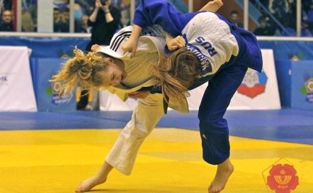 Четыре тульские дзюдоистки получили медали во второй день Первенства ЦФО