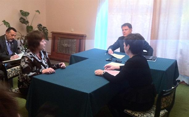 Владимир Груздев отправил замминистра по транспорту осмотреть алексинский автовокзал