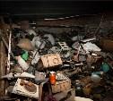 Бывший врач-психиатр превратил свой дом в свалку