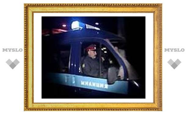 В Туле слесарь напал на милиционера