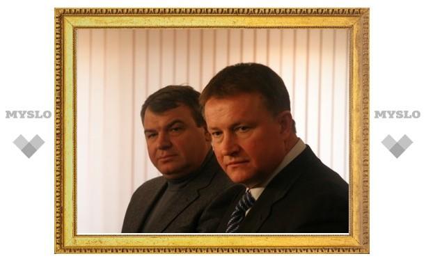 Вячеслав Дудка встретился с министром обороны