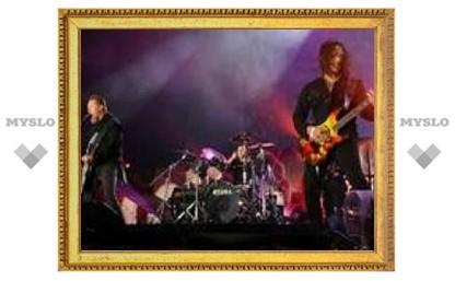 В марте Metallica отправится в студию