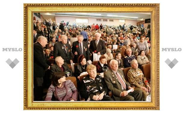 Туляки отпраздновали 70-летие героической обороны города