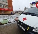 На Зеленстрое на улице упал и умер мужчина