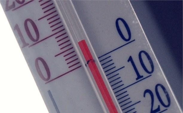В Тульскую область придёт кратковременное потепление