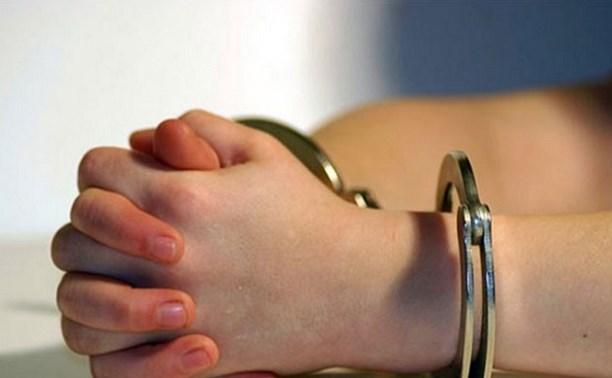 Тульские полицейские задержали подозреваемую в угоне автомобиля