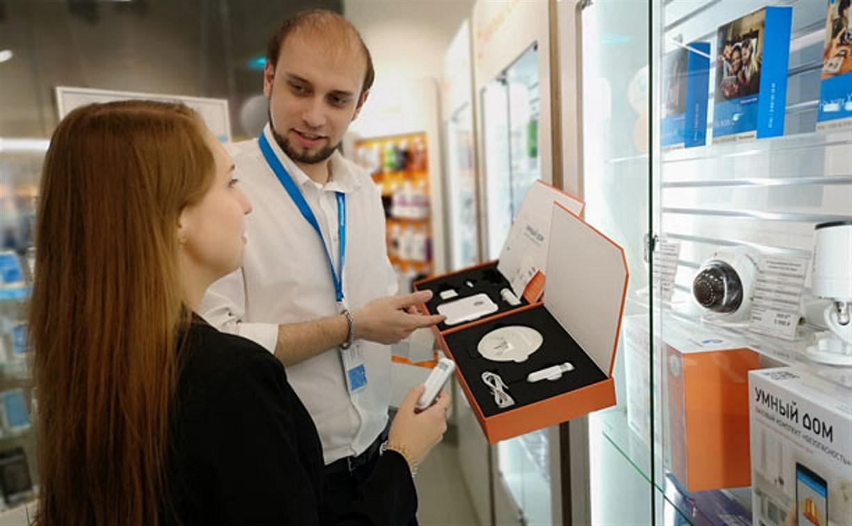 «Ростелеком» в Туле предложил новый формат обслуживания клиентов