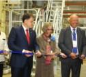 В Советске открыта вторая очередь производства на заводе SCA